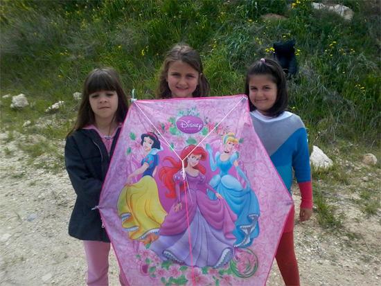 Kinderen met de vlieger