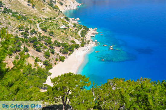 Apella Beach Karpathos - Foto: De Griekse Gids
