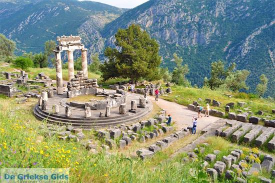 Delphi - Centraal Griekenland