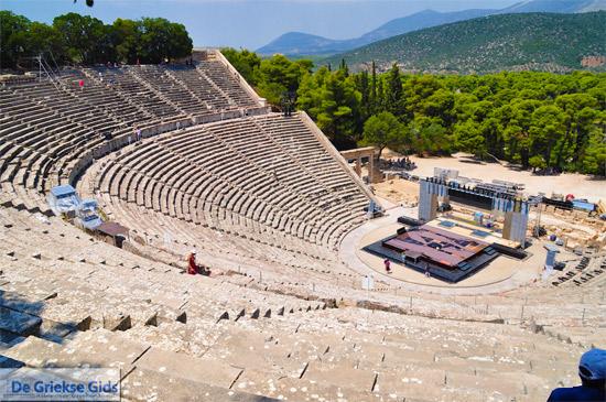 Epidavros in Argolis (Peloponessos)