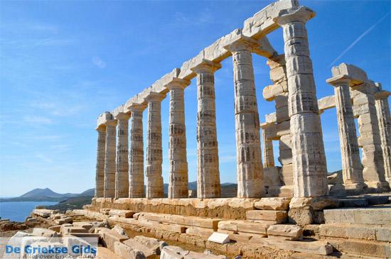 Sounion bij Athene