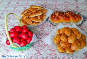Pasen in Griekenland - Rode eieren - Foto van De Griekse Gids