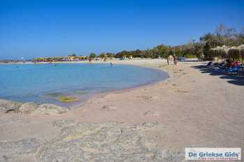 Elafonisi beach Chania Kreta - De Griekse Gids - Foto van De Griekse Gids