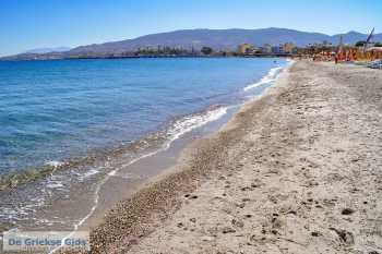 Strand bij Lambi beach op eiland Kos - De Griekse Gids - Foto van De Griekse Gids