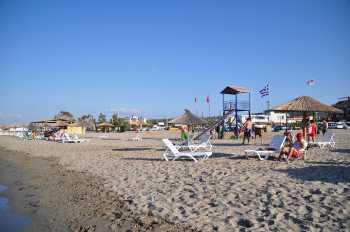 Kylini strand Elia Peloponnesos De Griekse Gids - Foto van De Griekse Gids