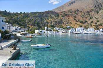 Loutro (Chania Kreta) - Foto van De Griekse Gids