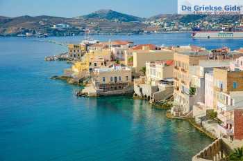 Syros Vaporia- De Griekse Gids - Foto van De Griekse Gids