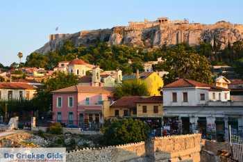 Akropolis Nike tempel Athene (Attica) - Foto van De Griekse Gids