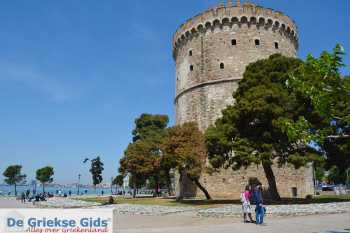 Witte Toren - Thessaloniki - Foto van De Griekse Gids