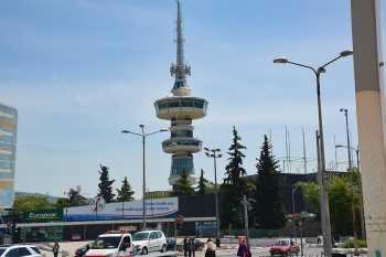 Ote toren - Thessaloniki - Foto van De Griekse Gids