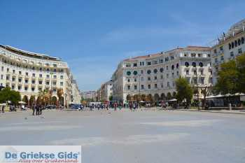 Aristoteles Plein (Thessaloniki) - Foto van De Griekse Gids