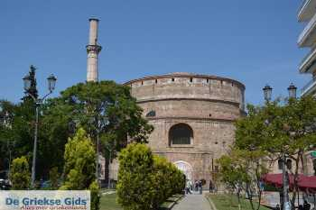 Rotonda van Galerius in Thessaloniki - Foto van De Griekse Gids
