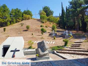 Kalavrita (Achaia) - Monument ter herinnering aan de massamoord tijdens WO II - Foto van Theo Mocking