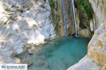 Dimosari watervallen (Kataraktis) bij Nidri op Lefkas - De Griekse Gids- De Griekse Gids - Foto van De Griekse Gids