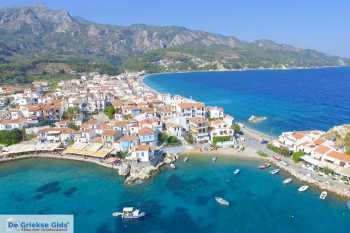 Kokkari (Samos) - Foto van De Griekse Gids