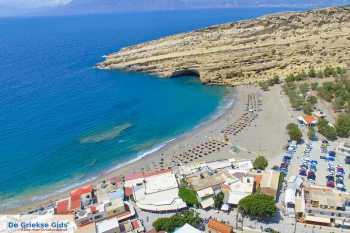 Matala (Kreta) - Foto van De Griekse Gids