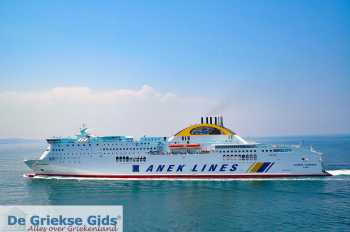 Boot naar Griekenland- Anek Lines - De Griekse Gids - Foto van De Griekse Gids