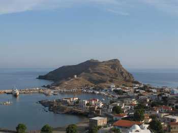 Eiland Psara - Griekenland -  Foto 1 - Foto van Mr. G. Malakós