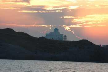 GriechenlandWeb.de Zonsondergang eiland Psara - Griechenland -  Foto 3 - Foto Mr. G. Malakós
