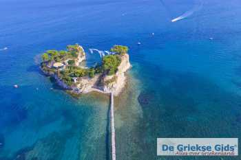 Agios Sostis Zakynthos | Griekenland | Cameo Eiland -  luchtfoto - Foto van De Griekse Gids