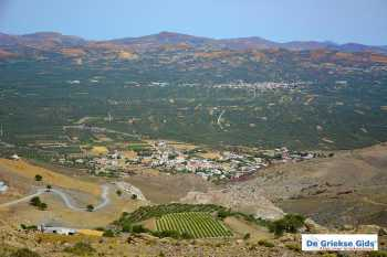 Messara vlakte Kreta - De Griekse Gids - Foto van De Griekse Gids