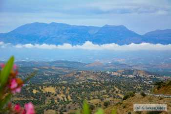 Mistig Mesara - Messara vlakte Kreta - De Griekse Gids - Foto van De Griekse Gids