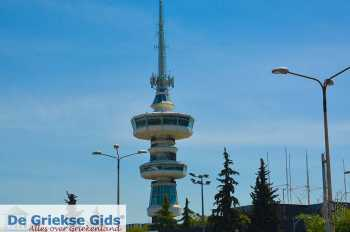 OTE Toren Thessaloniki - Foto van De Griekse Gids