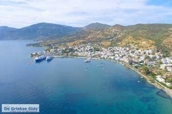 Marmari Evia - luchtfoto - De Griekse Gids - Foto van De Griekse Gids