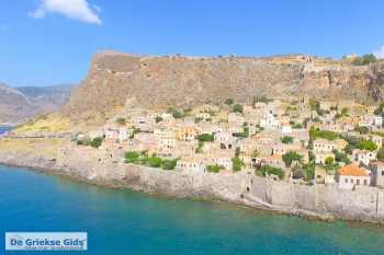 Monemvasia (Monemvassia) | Lakonia Peloponnesos - De Griekse Gids - Foto van De Griekse Gids