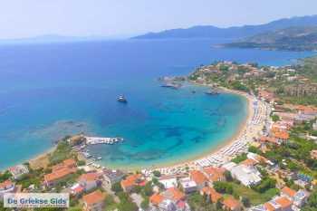 Stoupa in Mani | Messinia Peloponnesos - luchtfoto De Griekse Gids - Foto van De Griekse Gids