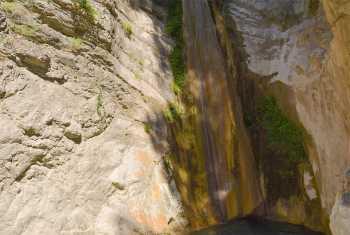 Dimosari watervallen - Kataraktis bij Nidri Lefkas - foto 4 - De Griekse Gids - Foto van De Griekse Gids
