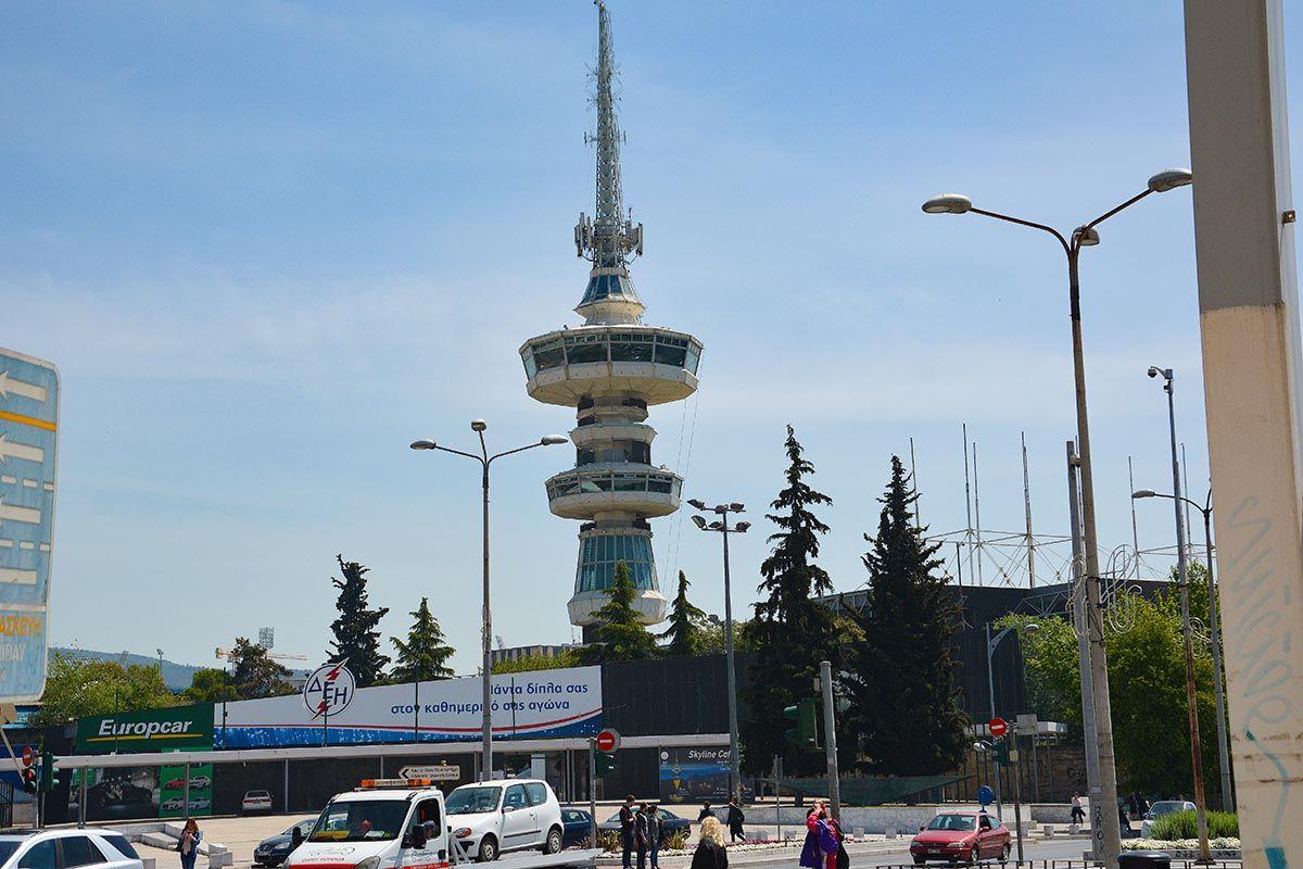 foto Ote toren - Thessaloniki