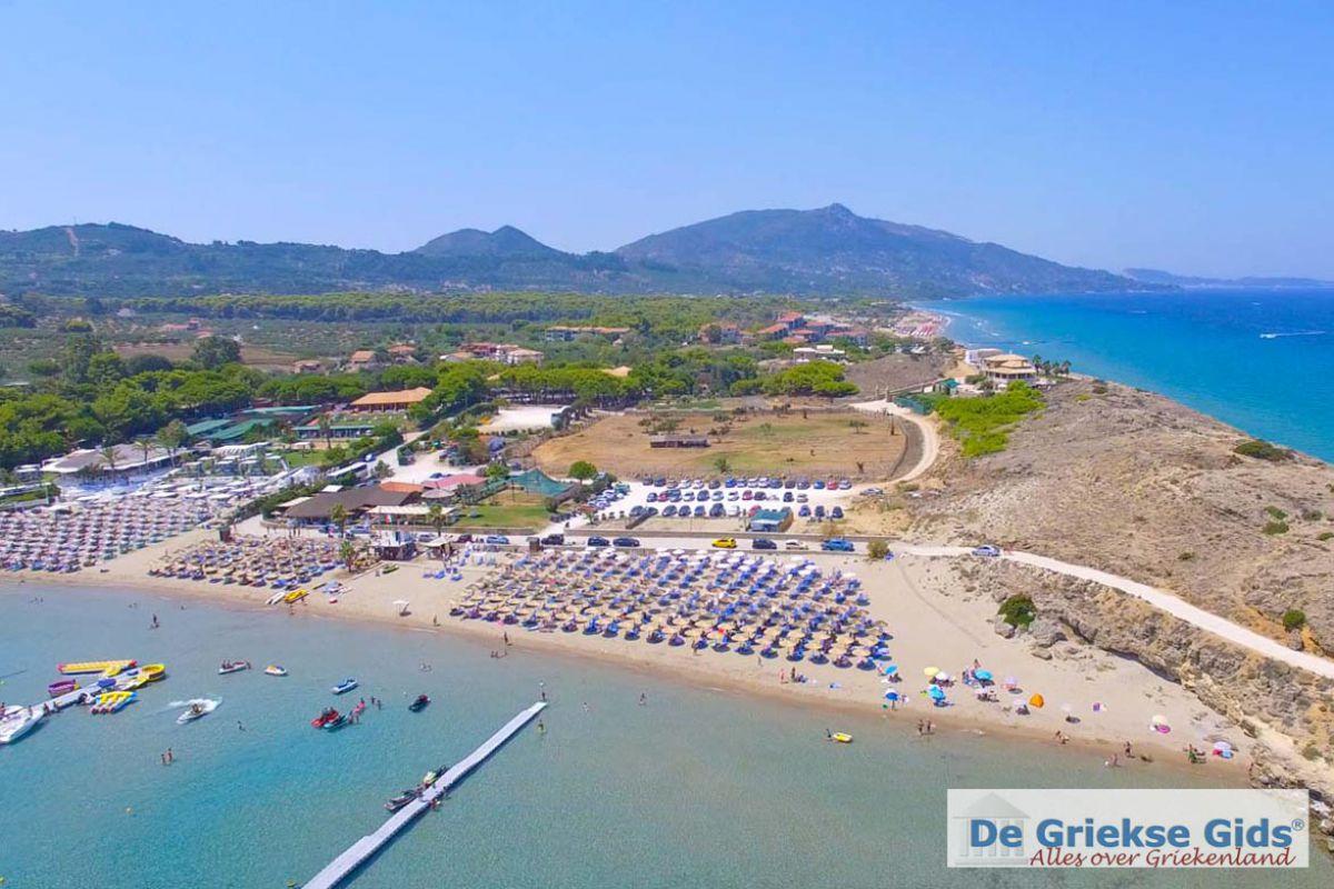 foto  St. Nicolas bay Vassilikos Zakynthos - Ionische eilanden - De Griekse Gids