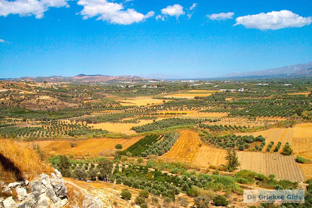 foto Mesara - Messara vlakte Kreta - De Griekse Gids