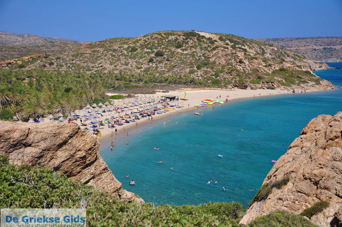 Vai Beach, Lasithi Crete - MyGreekHeart