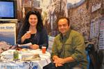 De Griekse Gids op de Vakantiebeurs in Utrecht |Foto 2012 | Nr 3 - Foto van De Griekse Gids