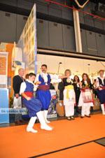De Griekse Gids op de Vakantiebeurs in Utrecht |Foto 2012 | Nr 46 - Foto van De Griekse Gids