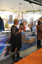 De Griekse Gids op de Vakantiebeurs in Utrecht |Foto 2012 | Nr 96 - Foto van De Griekse Gids