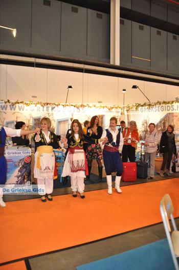 De Griekse Gids op de Vakantiebeurs in Utrecht |Foto 2012 | Nr 45