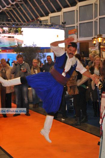 De Griekse Gids op de Vakantiebeurs in Utrecht |Foto 2012 | Nr 49