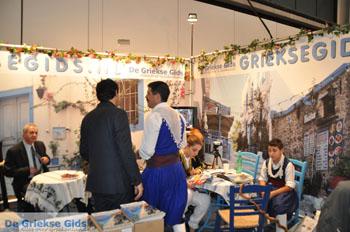 De Griekse Gids op de Vakantiebeurs in Utrecht |Foto 2012 | Nr 59