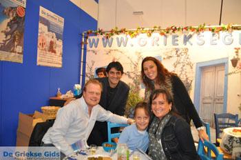 De Griekse Gids op de Vakantiebeurs in Utrecht |Foto 2012 | Nr 105