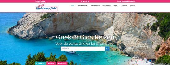 Griekse Gids Reizen: reisadvies op maat
