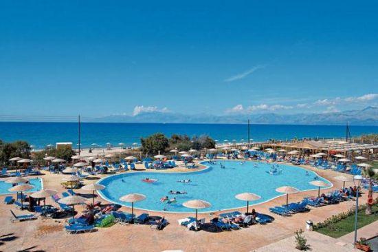 Almyros beach Acharavi Corfu