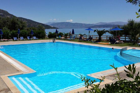 Appartementen La Riviera Barbati Corfu