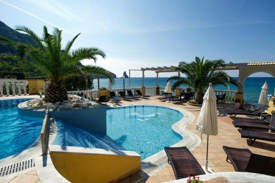 Appartementen Summer Dream Agios Gordis Corfu