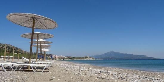 Minder druk in september in Griekenland