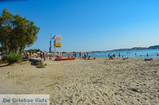 Agios Georgios - St. George strand Naxos