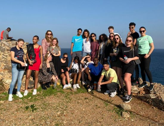 ROC Mondriaan op Kreta