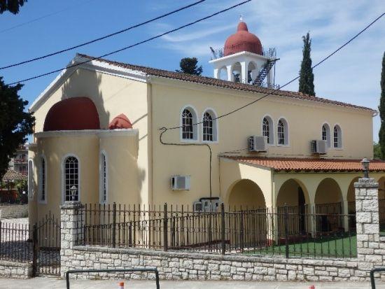 Corfu kerk